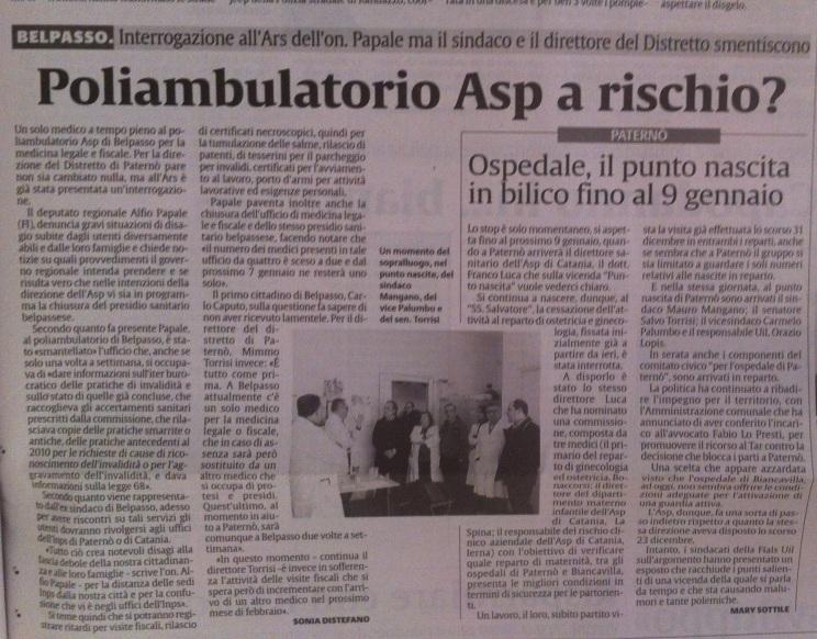 Belpasso PoliAmbulatorio