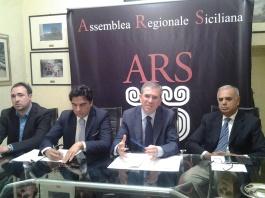 Alfio Papale all'Ars Catania