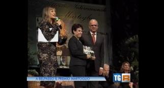 """Alfio Papale al Premio """"Nino Martoglio"""" a Belpasso"""